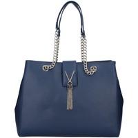 Torbe Žene  Torbe preko ramena Valentino Bags VBS1R405G BLUE