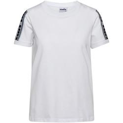 Odjeća Žene  Majice kratkih rukava Diadora 502175812 Bijela