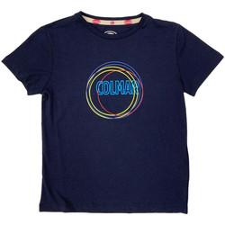 Odjeća Djeca Majice kratkih rukava Colmar 3514 7TQ Plava