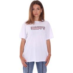Odjeća Žene  Majice kratkih rukava Naturino 6001026 01 Bijela