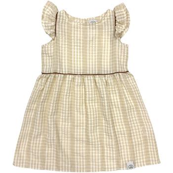 Odjeća Djevojčica Kratke haljine Naturino 6001014 01 Bež