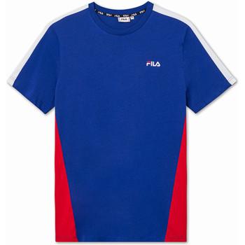 Odjeća Djeca Majice kratkih rukava Fila 688749 Plava