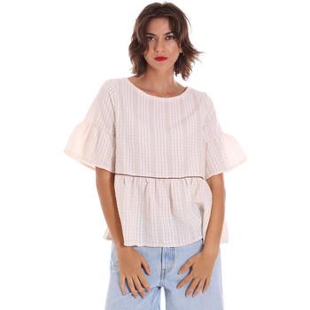 Odjeća Žene  Topovi i bluze Naturino 6001027 01 Bež