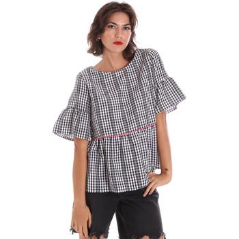 Odjeća Žene  Topovi i bluze Naturino 6001027 01 Crno