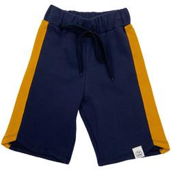 Odjeća Djeca Bermude i kratke hlače Naturino 6001022 01 Plava
