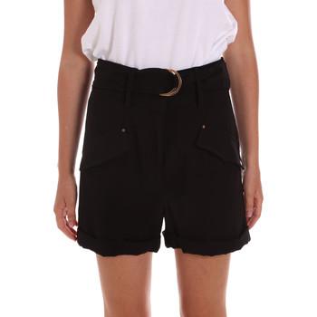 Odjeća Žene  Bermude i kratke hlače Gaudi 111BD25033 Crno