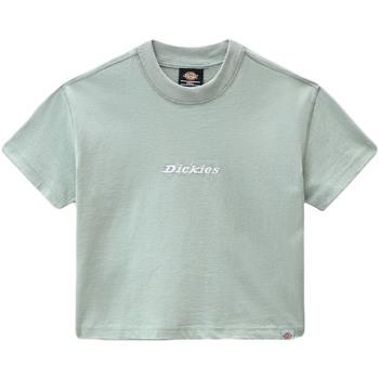 Odjeća Žene  Majice kratkih rukava Dickies DK0A4XBAB871 Zelena