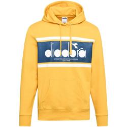 Odjeća Muškarci  Sportske majice Diadora 502173625 Žuta boja