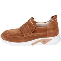 Obuća Muškarci  Slip-on cipele Moma BH796 Smeđa
