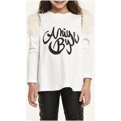 Odjeća Djevojčica Majice dugih rukava Aniye By Girl 92438609 Bianco