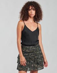 Odjeća Žene  Topovi i bluze Ikks BN11265 Crna