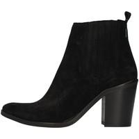 Obuća Žene  Gležnjače Dakota Boots DKT24 BLACK