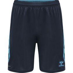Odjeća Bermude i kratke hlače Hummel Short  Poly hmlACTION noir/bleu