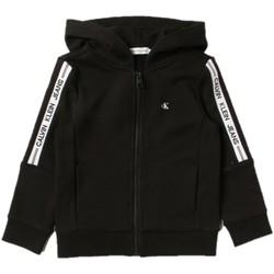 Odjeća Dječak  Sportske majice Calvin Klein Jeans 3269815 Nero