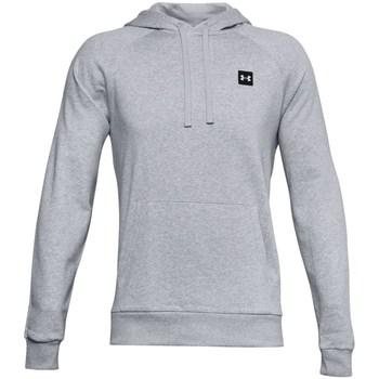 Odjeća Muškarci  Sportske majice Under Armour Rival Fleece Hoodie Siva