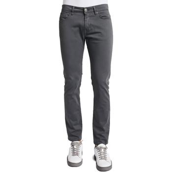 Odjeća Muškarci  Slim traperice Gaudi 021GU25015 Siva