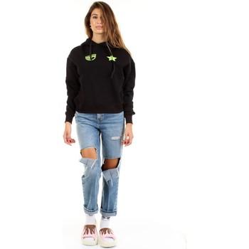Odjeća Žene  Sportske majice Chiara Ferragni 92656722 Nero