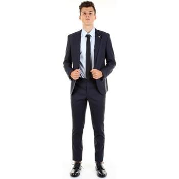 Odjeća Muškarci  Odijela Manuel Ritz 9967559 Blu