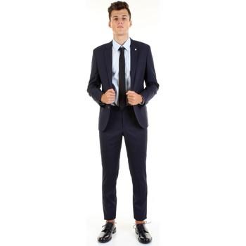 Odjeća Muškarci  Odijela Manuel Ritz 5514593 Blu