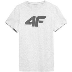Odjeća Muškarci  Majice kratkih rukava 4F TSM353 Bijela