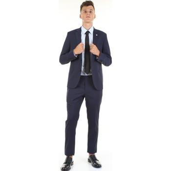 Odjeća Muškarci  Odijela Manuel Ritz 6621788 Blu