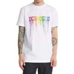 Odjeća Muškarci  Majice s naramenicama i majice bez rukava DC Shoes Dc Drip Bijela
