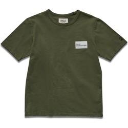 Odjeća Muškarci  Majice kratkih rukava Halo T-shirt vert