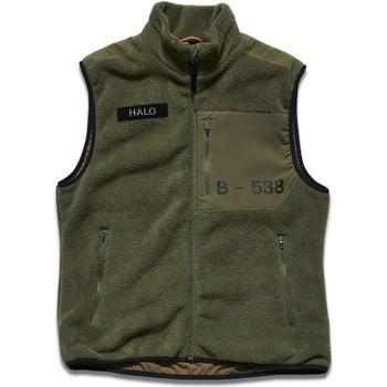 Odjeća Muškarci  Veste i kardigani Halo Gilet  Fleece vert