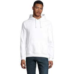 Odjeća Sportske majice Sols STELLAR SUDADERA UNISEX Blanco