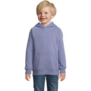 Odjeća Djeca Sportske majice Sols STELLAR SUDADERA UNISEX Azul