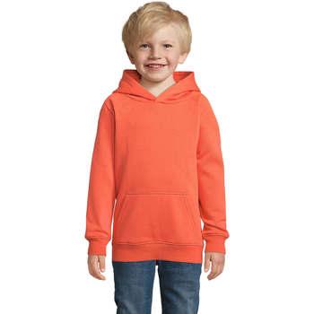 Odjeća Djeca Sportske majice Sols STELLAR SUDADERA UNISEX Naranja
