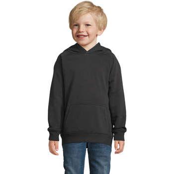 Odjeća Djeca Sportske majice Sols STELLAR SUDADERA UNISEX Negro