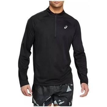 Odjeća Muškarci  Majice dugih rukava Asics Icon 12 Zip Crna