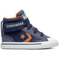 Obuća Djeca Visoke tenisice Converse Pro blaze strap hi Blue
