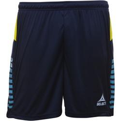 Odjeća Dječak  Bermude i kratke hlače Select Short enfant  player pop art bleu marine/bleu clair/jaune