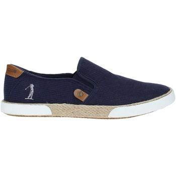 Obuća Muškarci  Slip-on cipele U.s. Golf S19-SUS801 Plava