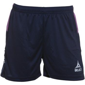 Odjeća Žene  Bermude i kratke hlače Select Short femme  Player Comet bleu navy