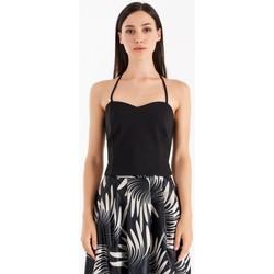 Odjeća Žene  Topovi i bluze Rinascimento CFC0105101003 Crno