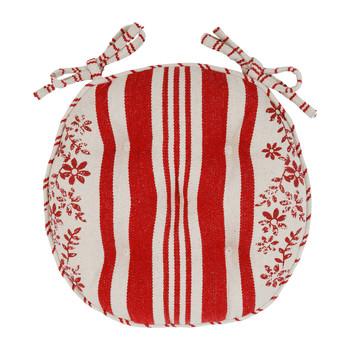 Dom Jastuci za stolice Comptoir de famille TAPISSIER Red