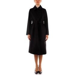 Odjeća Žene  Kaputi Maxmara Studio BCOLLAG BLACK