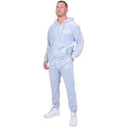 Odjeća Muškarci  Dvodijelne trenirke Project X Paris Jogging Velvet Logo bleu ciel