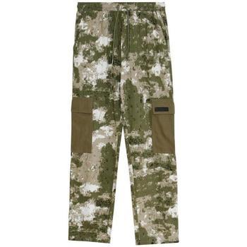 Odjeća Muškarci  Cargo hlače Sixth June Pantalon  Cargo Camouflage vert camouflage