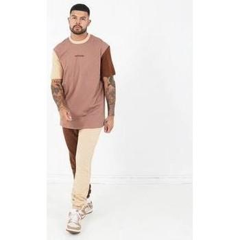 Odjeća Muškarci  Majice kratkih rukava Sixth June T-shirt  Tricolor Regular beige