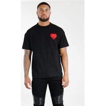 Odjeća Muškarci  Majice kratkih rukava Sixth June T-shirt  Oversize noir