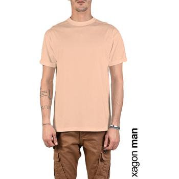 Odjeća Muškarci  Majice kratkih rukava Xagon Man  Ružičasta