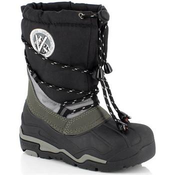 Obuća Djeca Čizme za snijeg Kimberfeel OURAGAN2 Noir