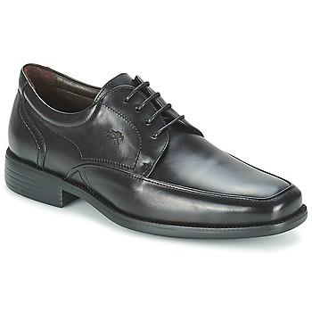 Obuća Muškarci  Derby cipele Fluchos RAPHAEL Crna