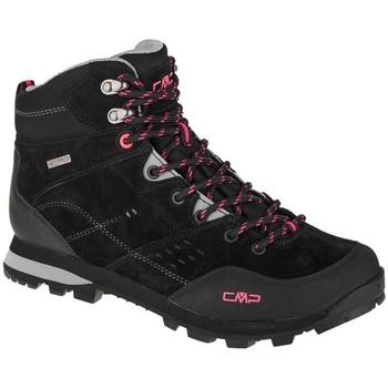 Obuća Žene  Pješaćenje i planinarenje Cmp Alcor Mid Crna