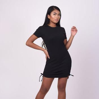 Odjeća Žene  Kratke haljine Project X Paris Robe femme noir
