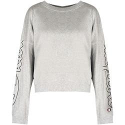 Odjeća Žene  Majice dugih rukava Champion  Siva